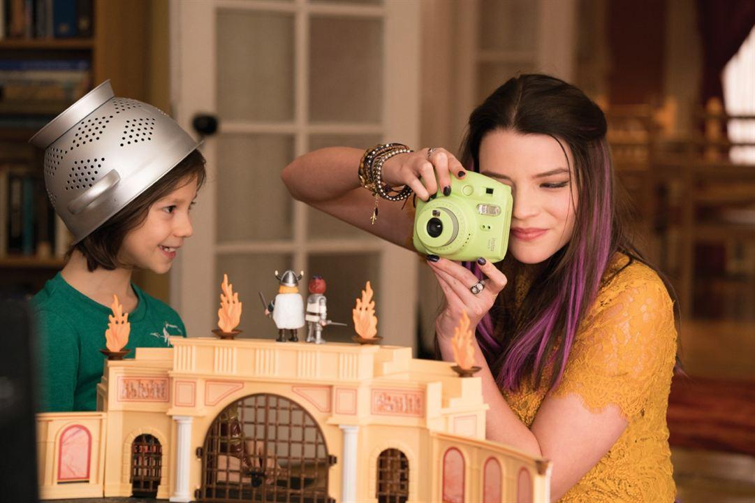 Playmobil: La película : Foto Anya Taylor-Joy, Gabriel Bateman