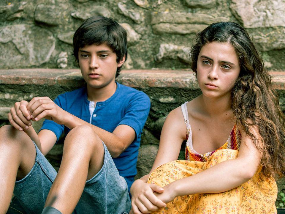 La vida sin Sara Amat : Foto Biel Rossell, María Morera