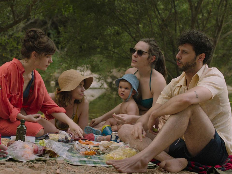 La virgen de agosto : Foto Isabelle Stoffel, Itsaso Arana, Joe Manjón, Luis Heras, Vito Sanz
