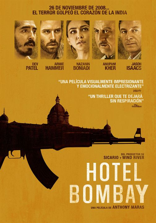 Hotel Bombay : Cartel