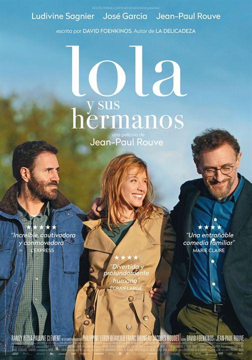 Lola y sus hermanos : Cartel