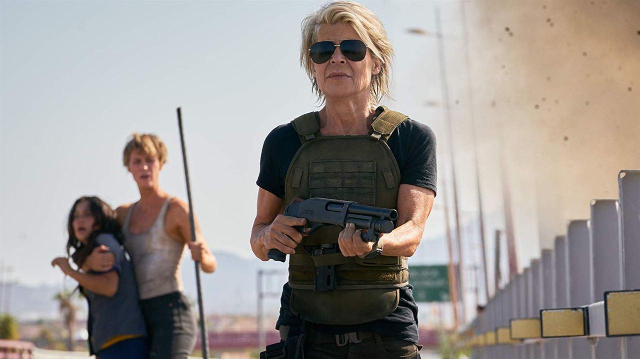 Terminator: Destino oscuro : Foto Linda Hamilton