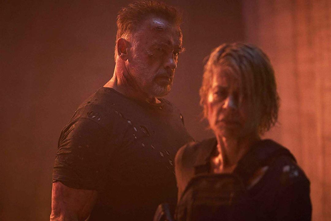 Terminator: Destino oscuro : Foto Arnold Schwarzenegger, Linda Hamilton