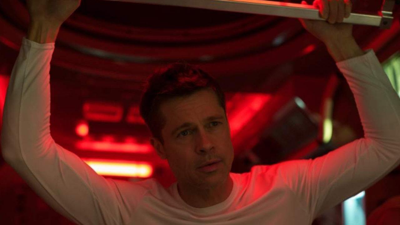 Ad Astra : Foto Brad Pitt