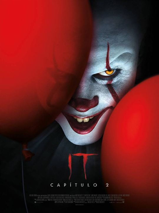 It: Capítulo 2 : Cartel