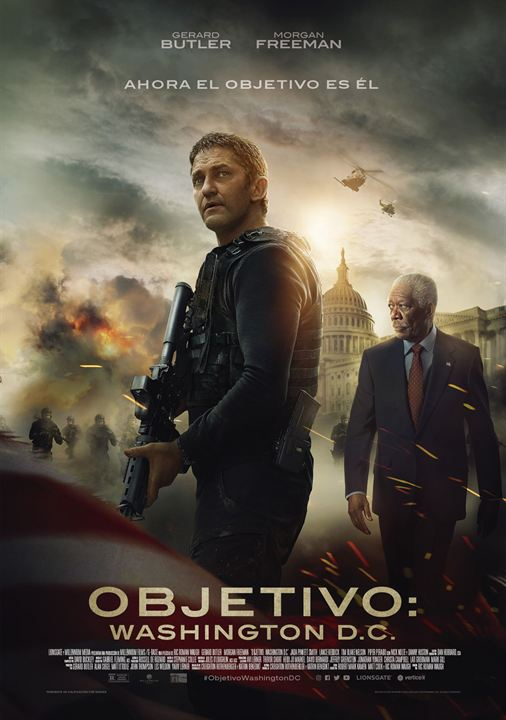 Objetivo: Washington D.C. : Cartel