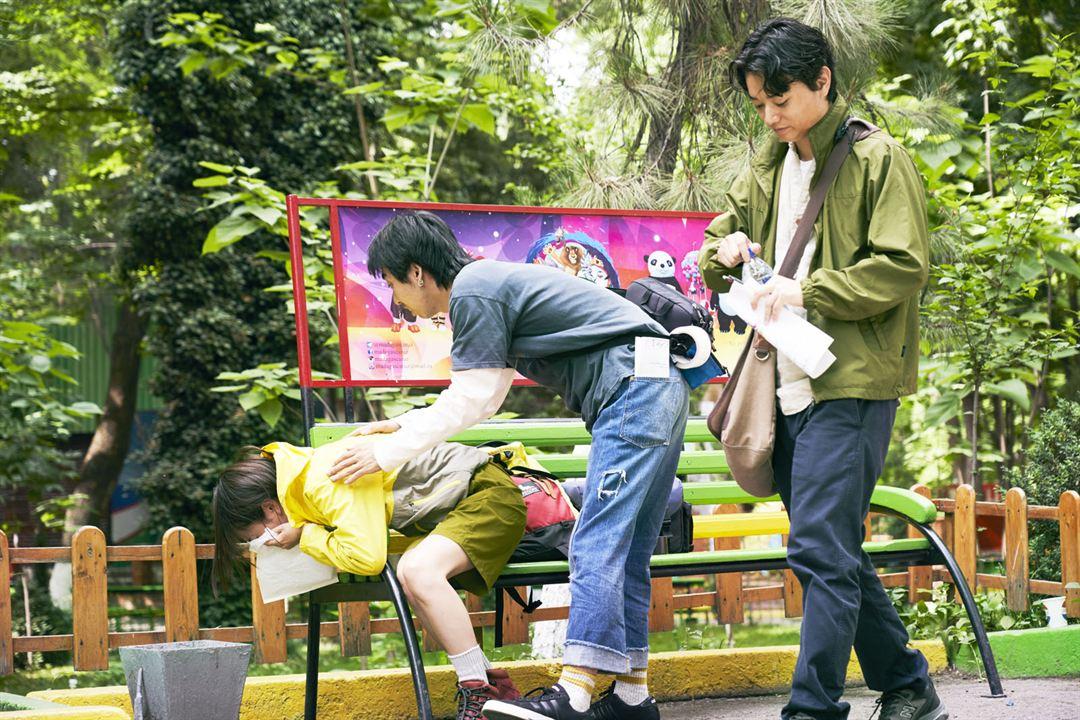 Tabi no Owari, Sekai no Hajimari : Foto Atsuko Maeda