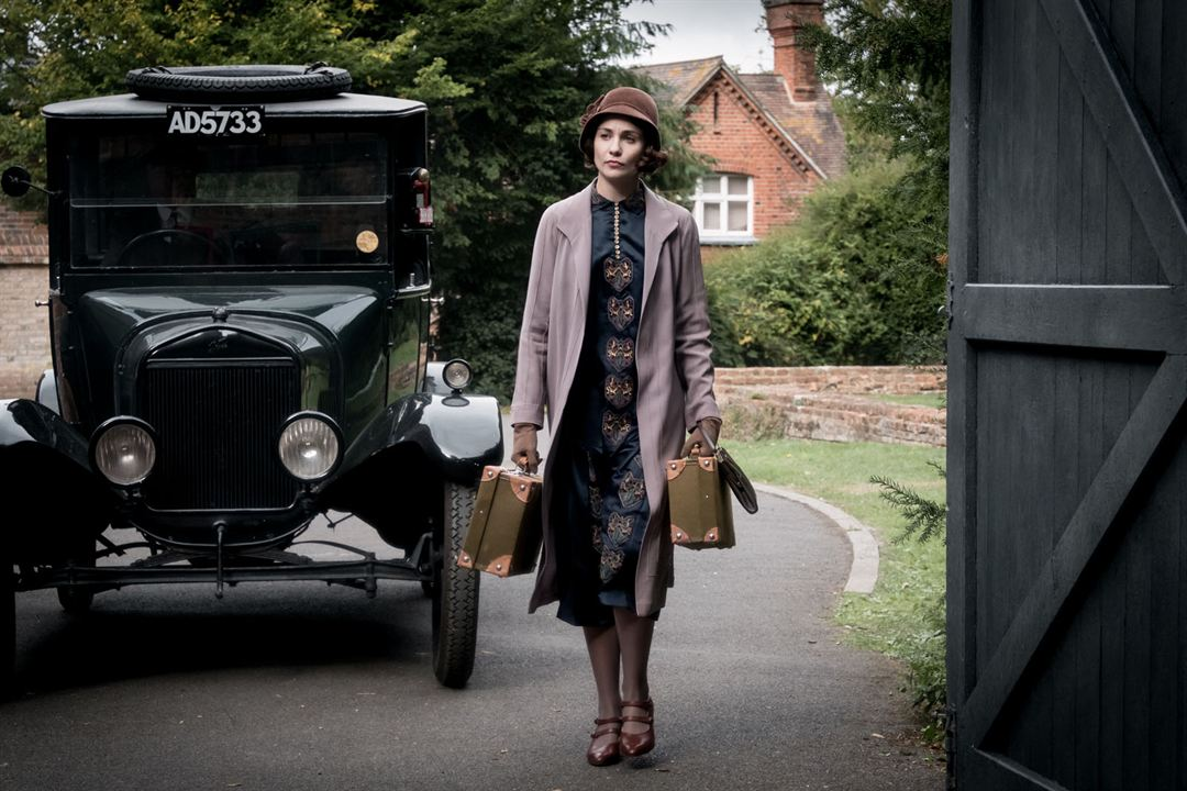 Downton Abbey: Michelle Dockery, Tuppence Middleton