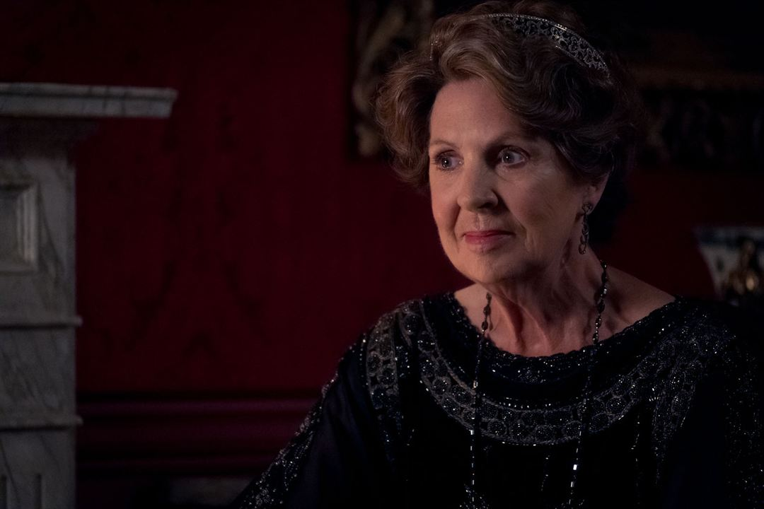 Downton Abbey: Penelope Wilton