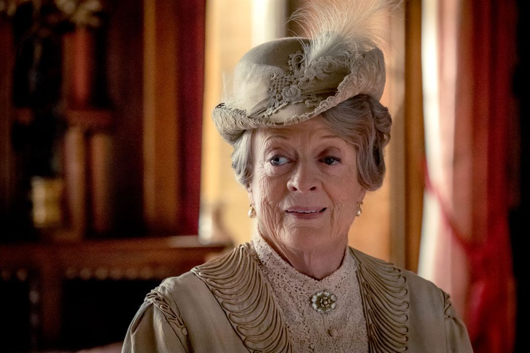 Downton Abbey : Foto Maggie Smith