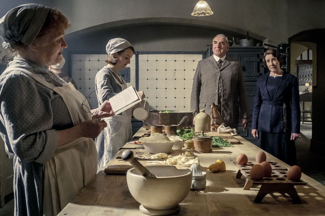 Downton Abbey : Foto Lesley Nicol, Sophie McShera