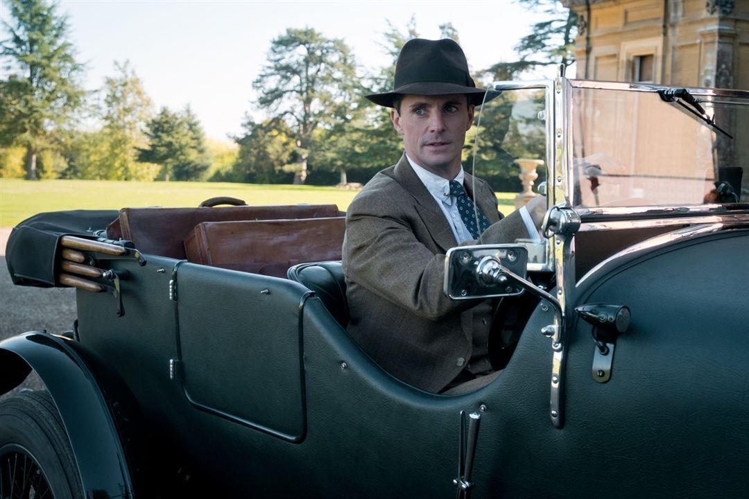 Downton Abbey: Matthew Goode