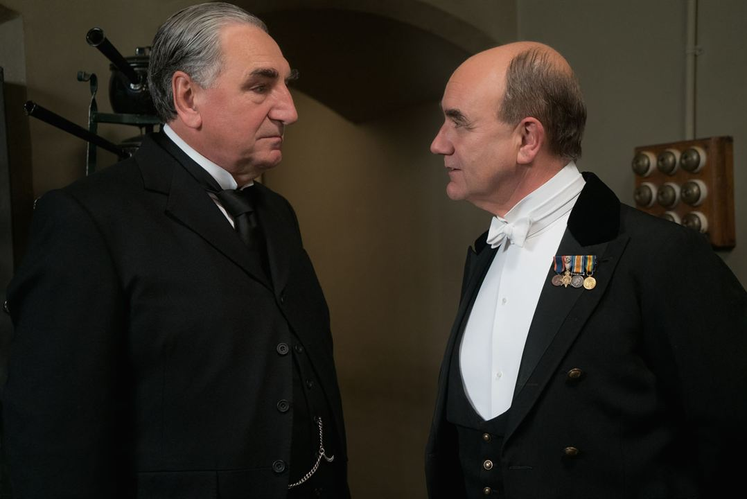 Downton Abbey : Foto David Haig, Jim Carter