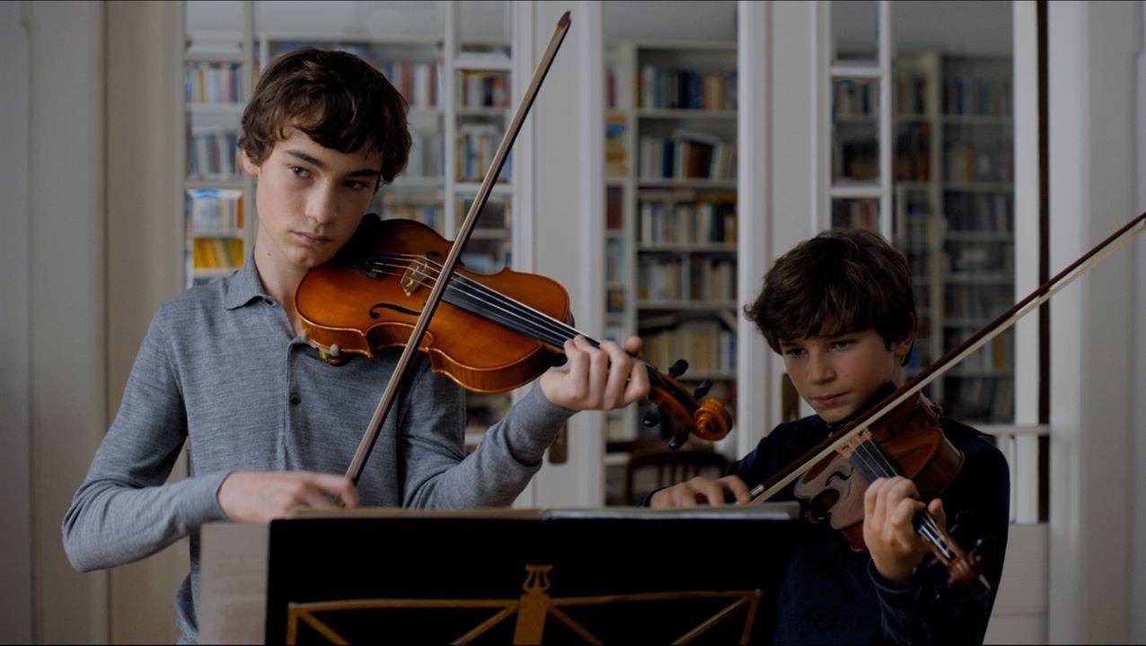 La audición : Foto Ilja Monti, Serafin Gilles Mishiev