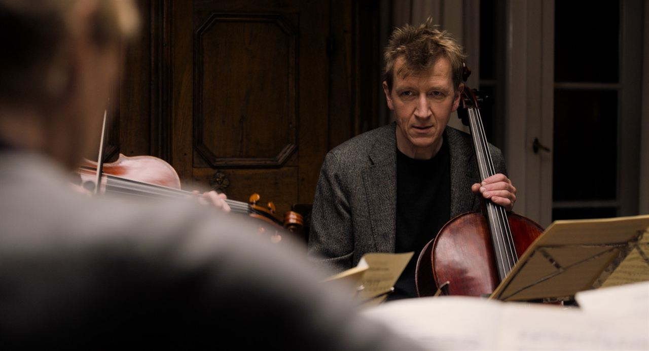La audición : Foto Jens Albinus