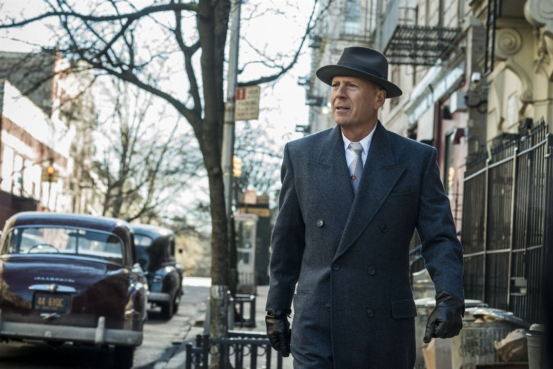 Huérfanos de Brooklyn : Foto Bruce Willis