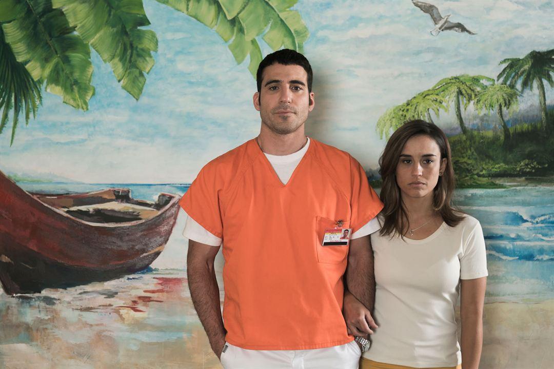 En el corredor de la muerte : Foto Marisé Alvarez, Miguel Ángel Silvestre
