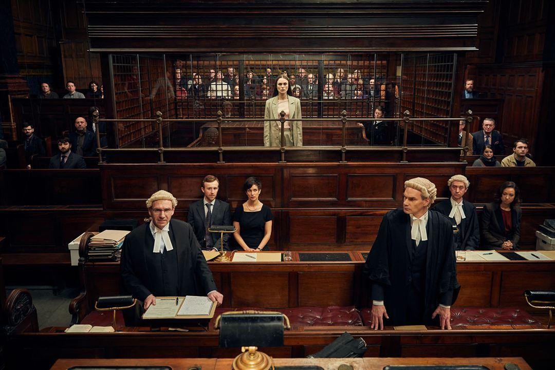 Secretos de Estado : Foto Indira Varma, Keira Knightley, Ralph Fiennes