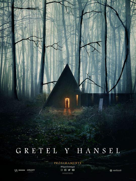 Gretel y Hansel : Cartel