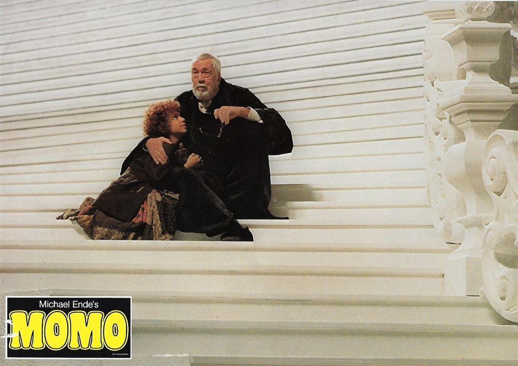 Momo : Foto John Huston, Radost Bokel