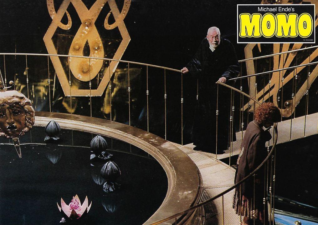 Momo : Foto John Huston