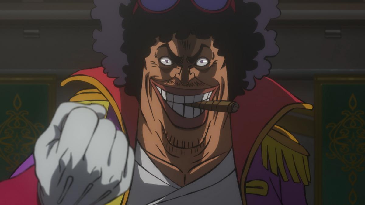 One Piece: Estampida : Foto