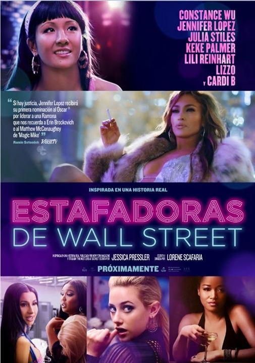 Estafadoras de Wall Street : Cartel