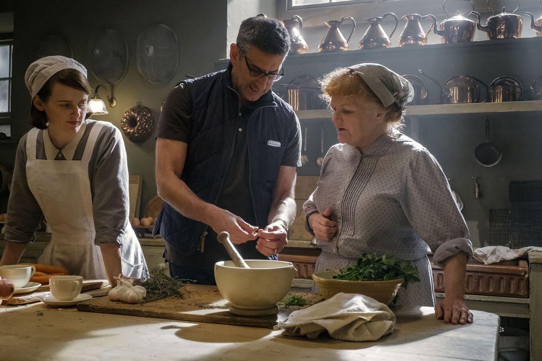 Downton Abbey: Lesley Nicol, Michael Engler, Sophie McShera