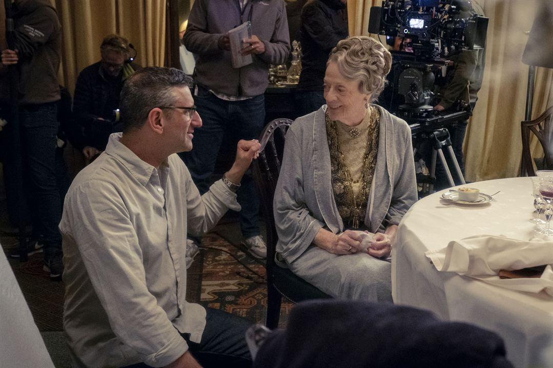 Downton Abbey: Maggie Smith, Michael Engler