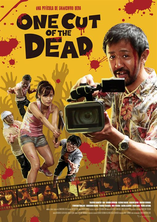One Cut Of The Dead : Cartel