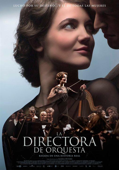 La directora de orquesta : Cartel