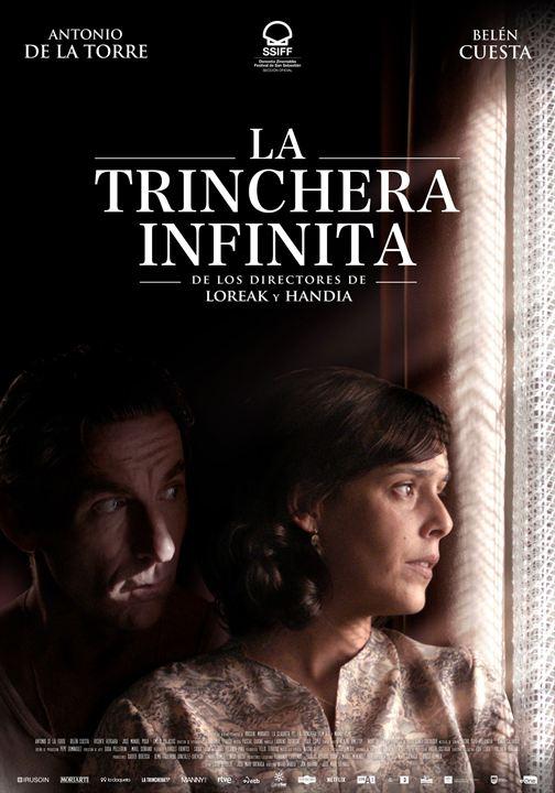 La Trinchera Infinita : Cartel
