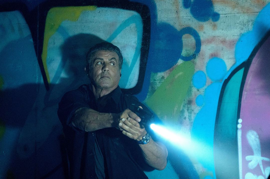 Escape Plan: The Extractors: Sylvester Stallone