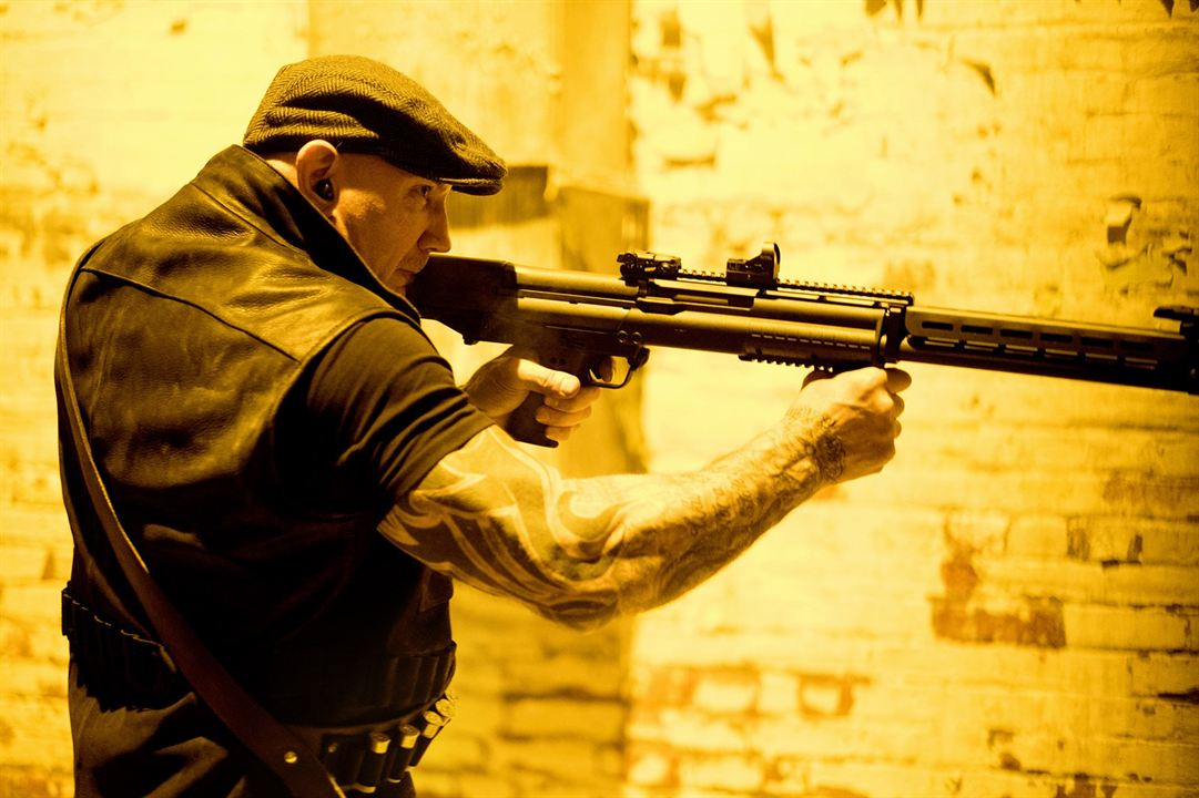 Escape Plan: The Extractors : Foto Dave Bautista