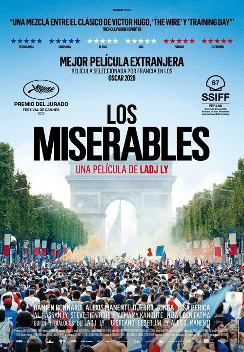Los miserables : Cartel