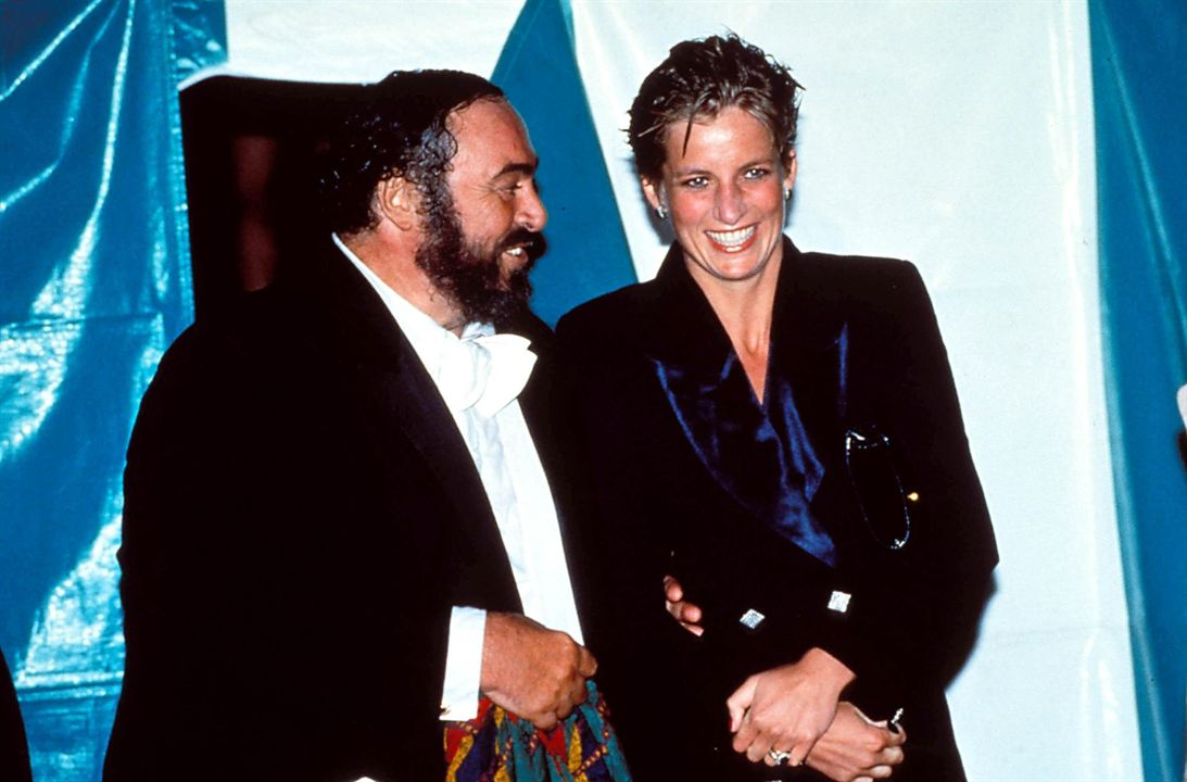 Pavarotti : Foto Luciano Pavarotti