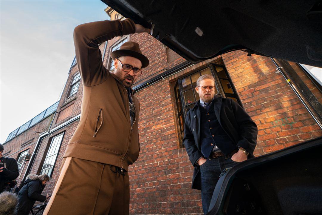 The Gentlemen: Los señores de la mafia : Foto Charlie Hunnam, Colin Farrell