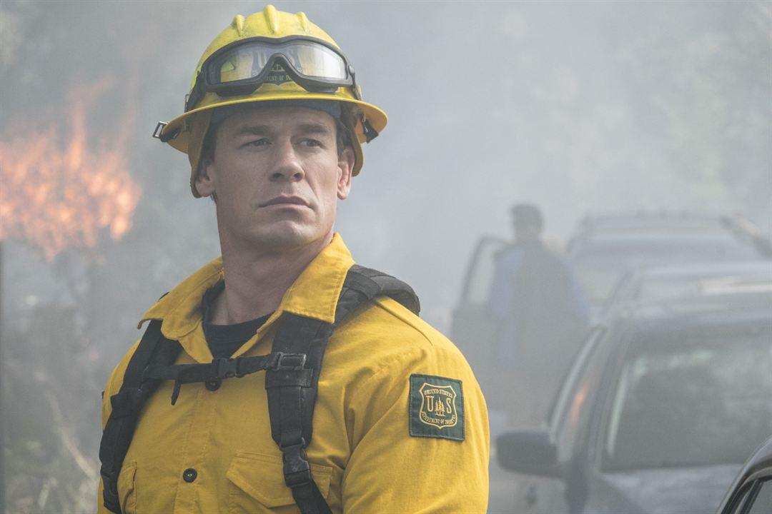 Jugando con fuego: John Cena