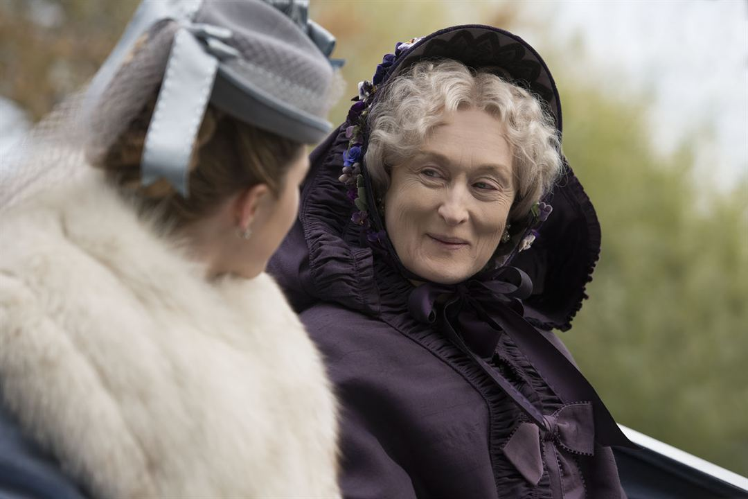 Mujercitas : Foto Meryl Streep