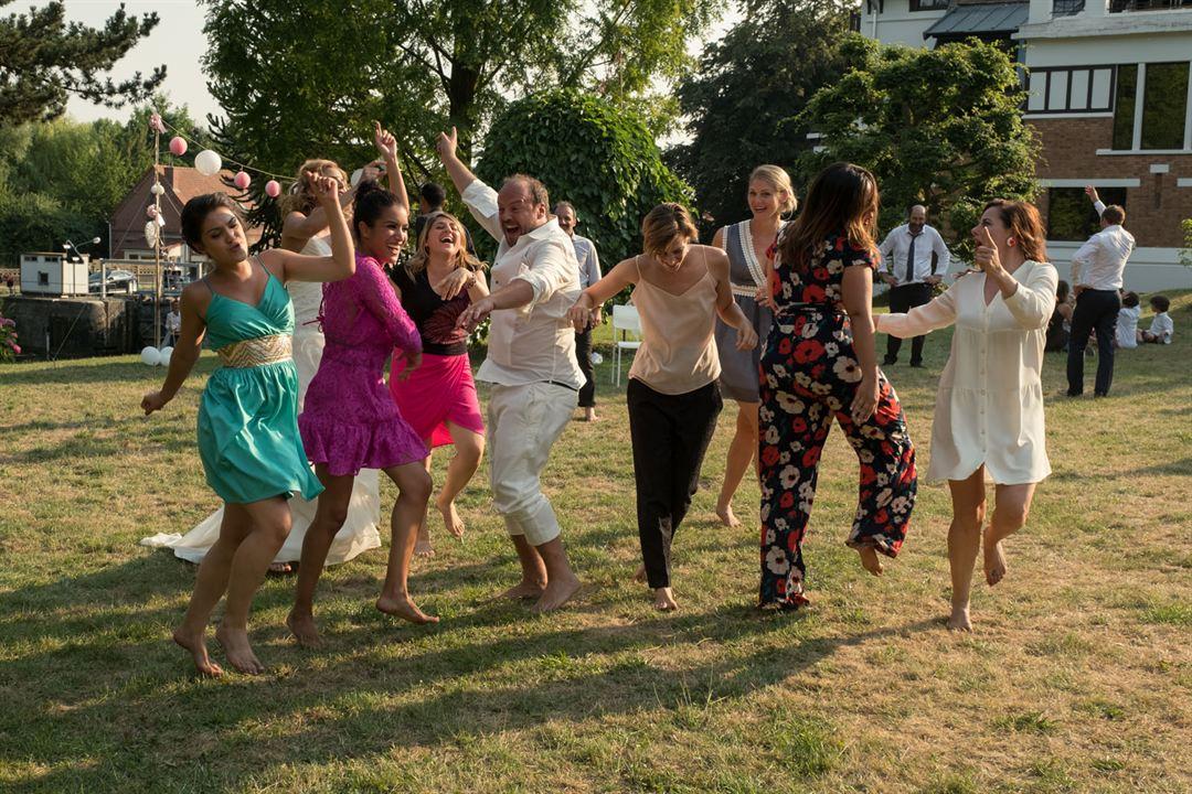 ¡Va por nosotras! : Foto Alban Ivanov, Céline Sallette, Laure Calamy, Sabrina Ouazani
