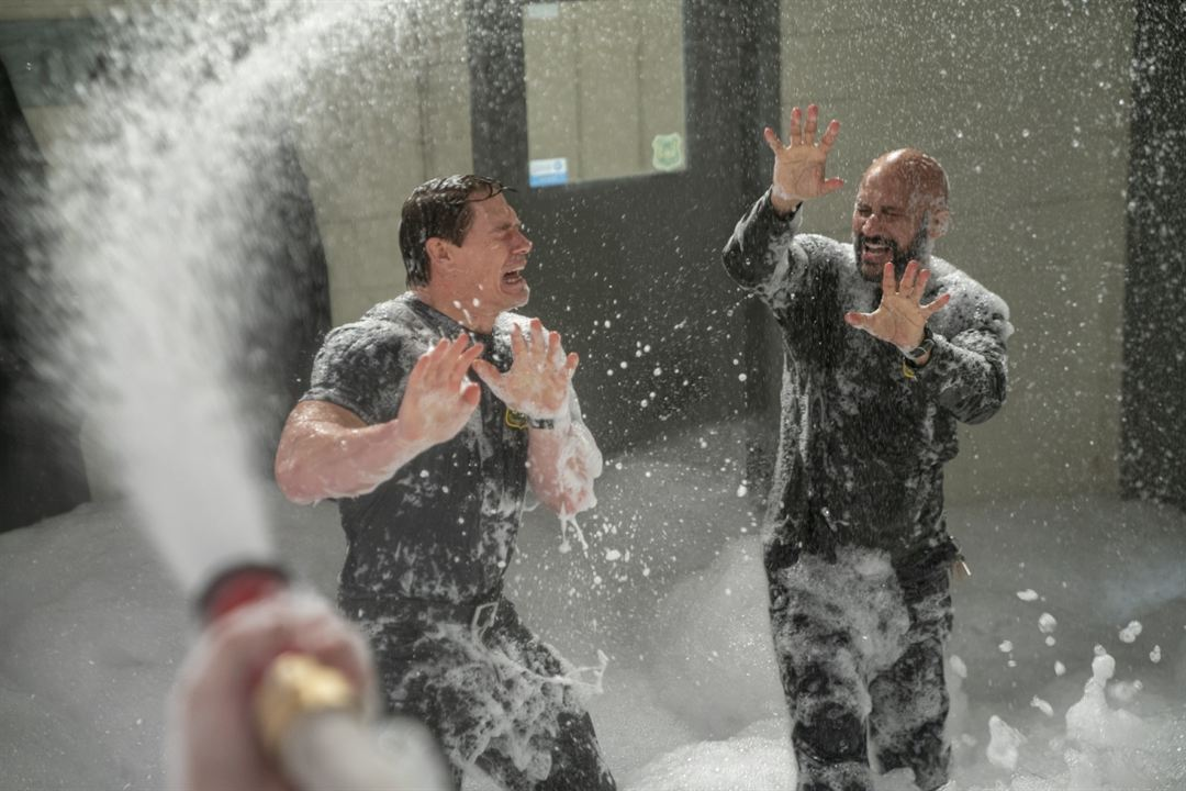 Jugando con fuego: Keegan-Michael Key, John Cena