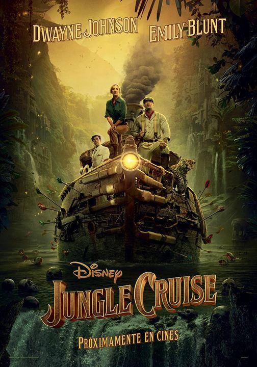 Jungle Cruise : Cartel