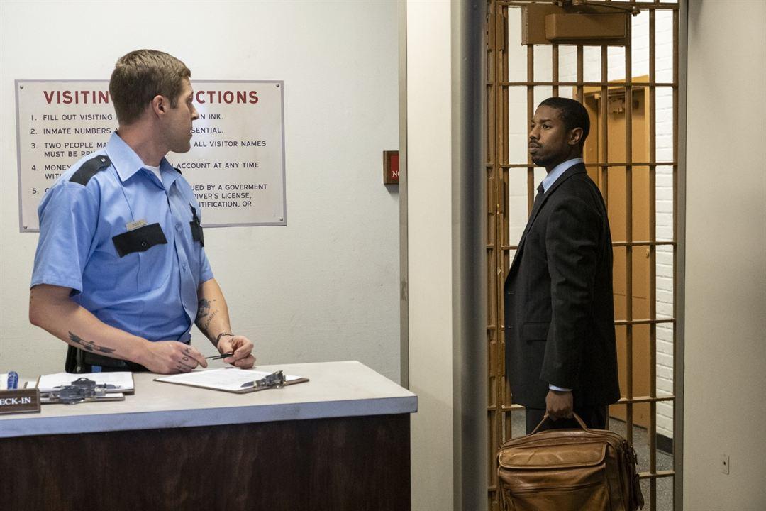 Cuestión de justicia : Foto Hayes Mercure, Michael B. Jordan
