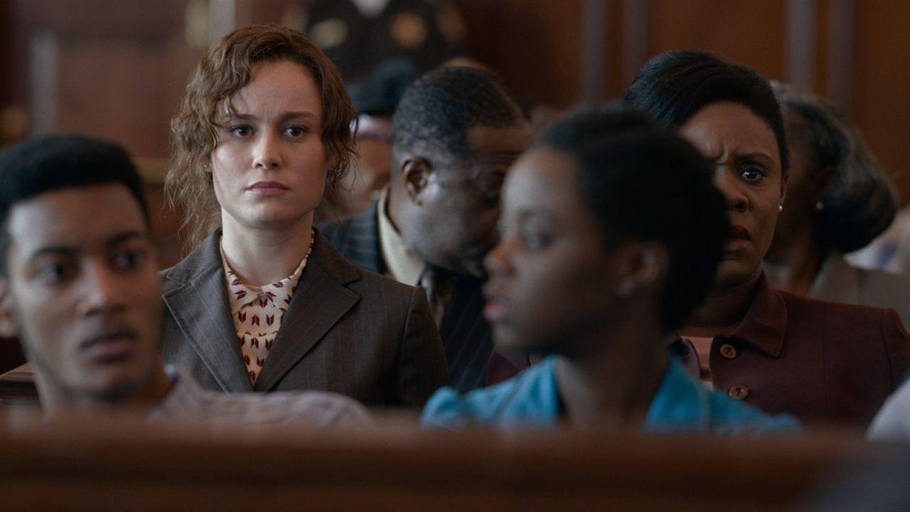 Cuestión de justicia : Foto Brie Larson, Michael B. Jordan