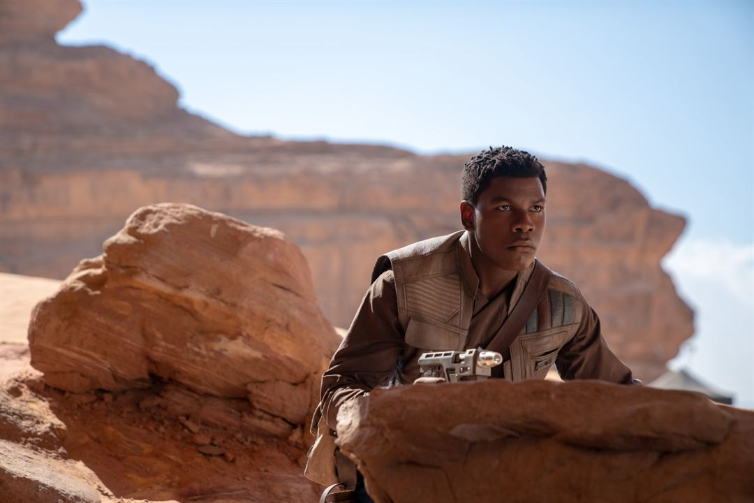 Star Wars: El Ascenso de Skywalker : Foto John Boyega