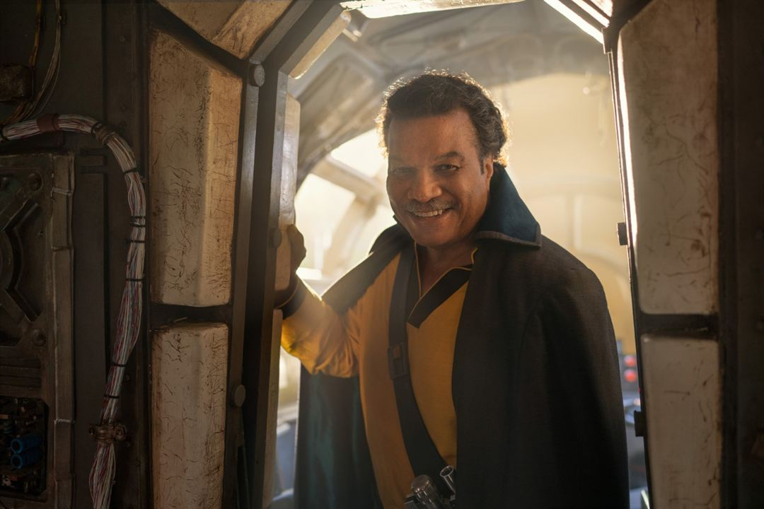 Star Wars: El Ascenso de Skywalker : Foto Billy Dee Williams