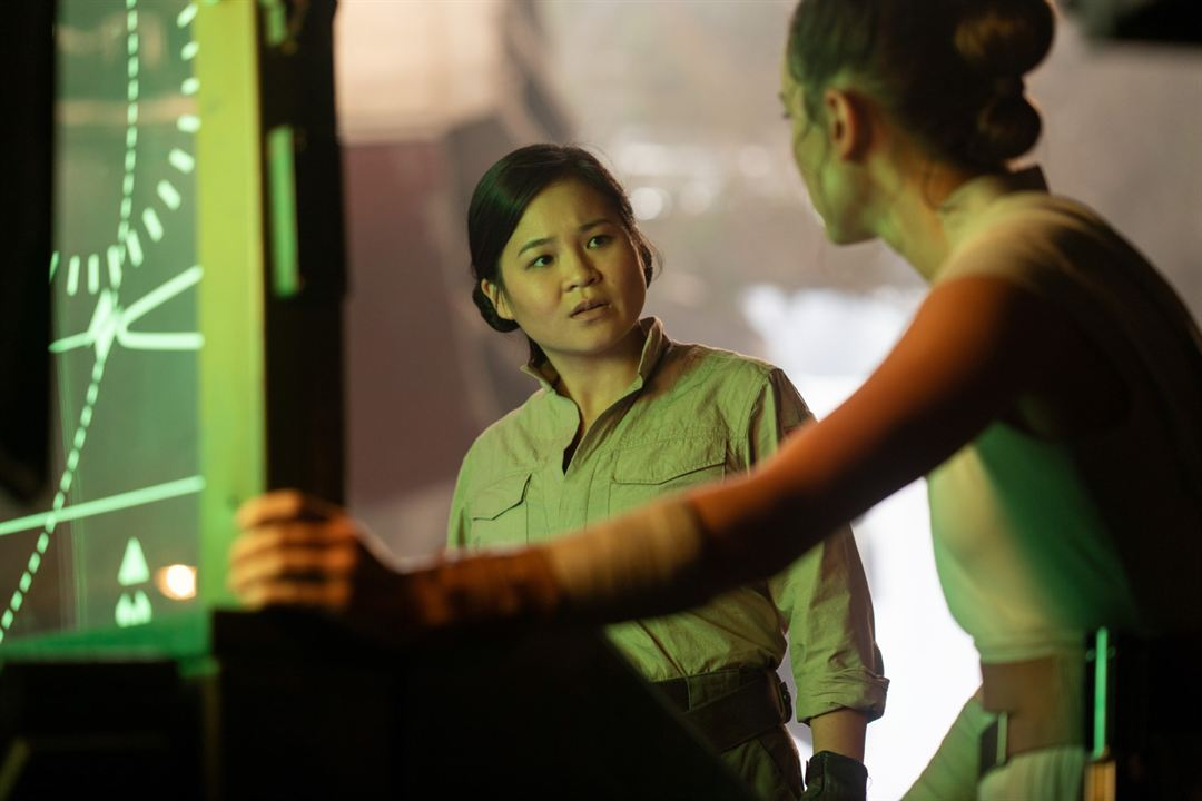 Star Wars: El Ascenso de Skywalker: Kelly Marie Tran, Daisy Ridley