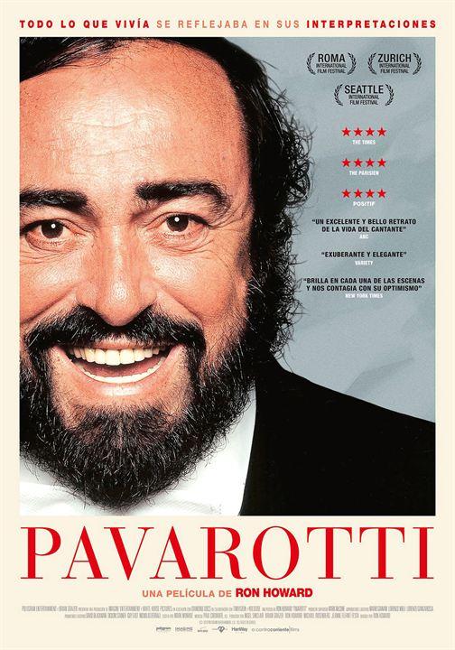 Pavarotti : Cartel