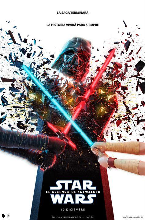 Star Wars: El Ascenso de Skywalker : Cartel