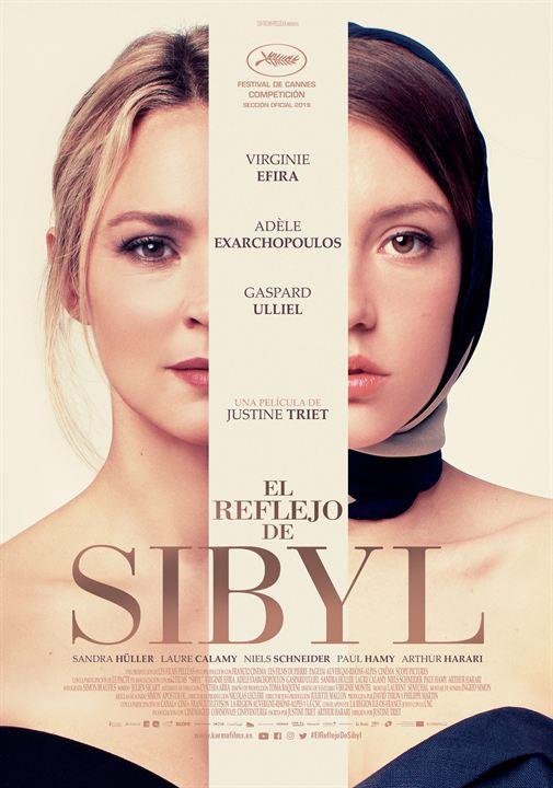 El reflejo de Sibyl : Cartel